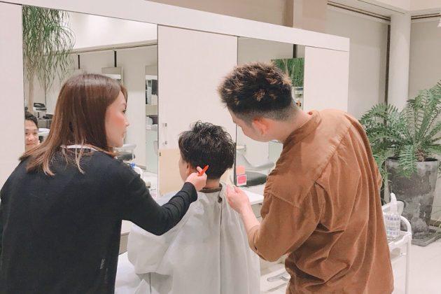 美容師として、人としての成長